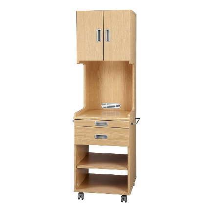 介護施設・福祉施設のベッドサイド収納家具(床頭台)